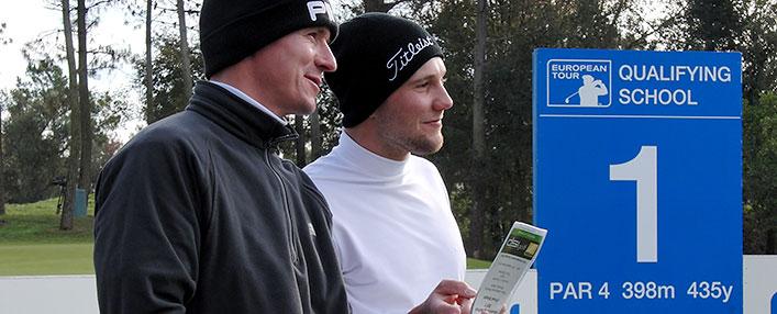Golflehrer Roland Becker Max Kieffer 1
