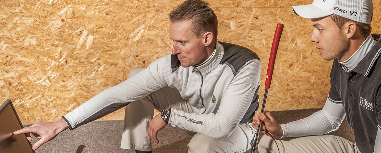 Golflehrer Roland Becker Sam Puttlab 1